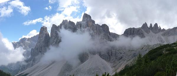 Dolomiti 2010-09: Cime e Torri