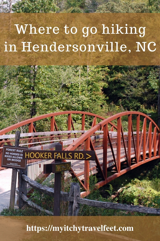 Where to go hiking in Hendersonville, NC