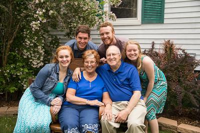 Bayler Family 5.17.15