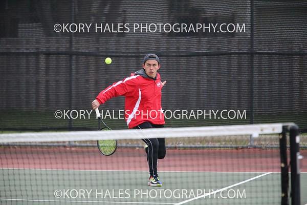 2021 Tennis Season--High School Boys