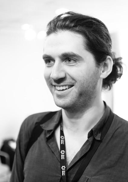 Николай Норберг на КРИ 2012