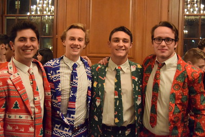 Holiday Sweater Party
