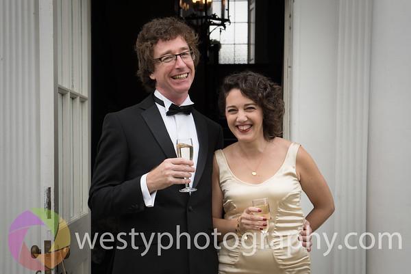 Stuart and Marina Chadwick