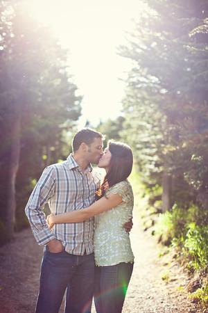 Julie and Matt : Engagement