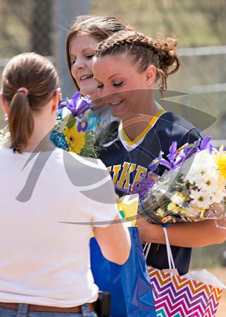 Wilkes Senior Day game