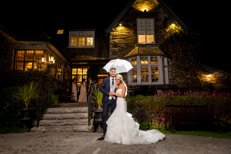 Becky and Nico married at the beautiful Broadoaks Country House Hotel in Troutbeck, The Lake District.
