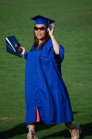 Czarina's Graduation & Abby's Bday 2006-2007