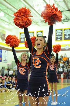 Cheer: Broad Run Believe in a Cure - Orange County 10.17.2015 (by Steven Holland)