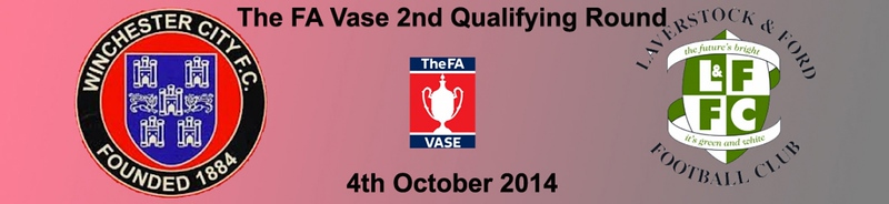 Winchester City (8) v Laverstock & Ford (0) FA Trophy 2nd QR 4.10.2014