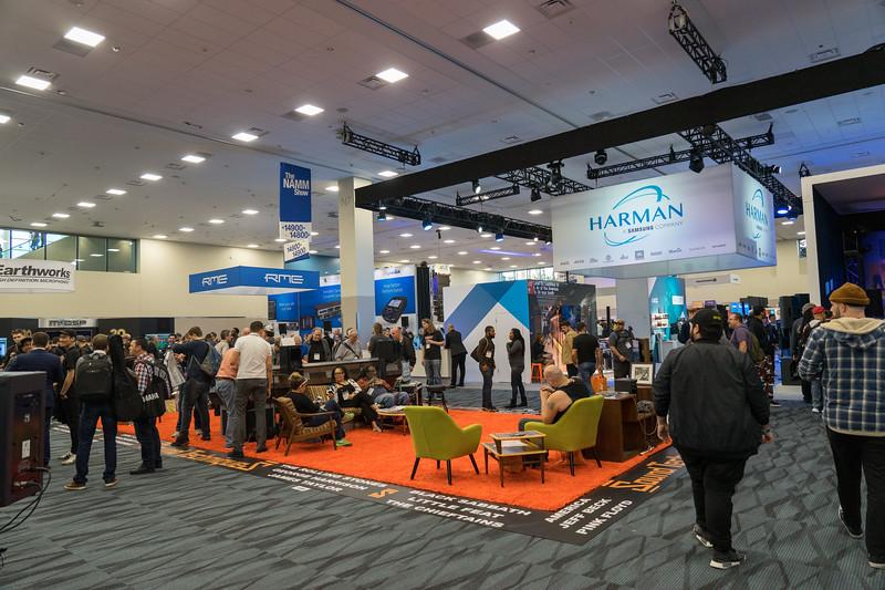 Harman Booth