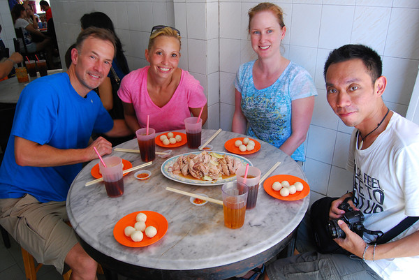 Malaysia with 2013 Food & Culture Tour