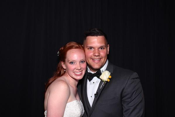 Brett & Elizabeth Cockrum Wedding pics