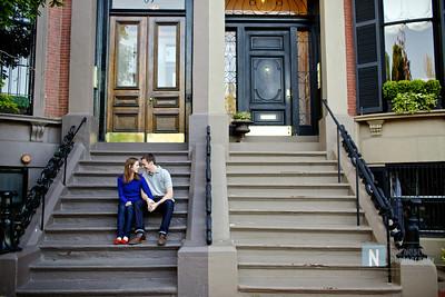 Amanda + Charley's Engagement :: Boston, MA