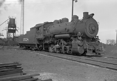 ICRR—Steam Locomotives