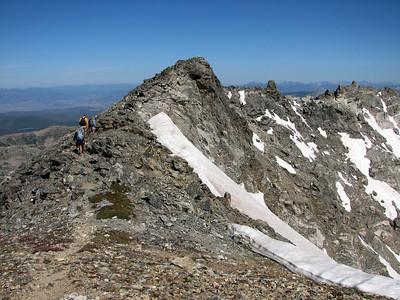 Indian Peaks Wilderness - Eldora Area