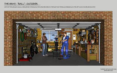 Garage visuals