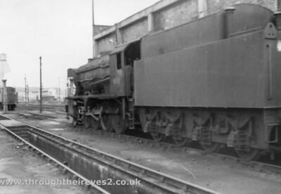 Steam age railways around Bradford