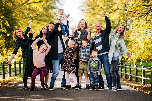 Fowkes Family Portraits 2017