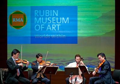 Shanghai Quartet at the Rubin Museum