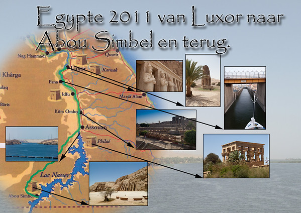 Egypte 2011