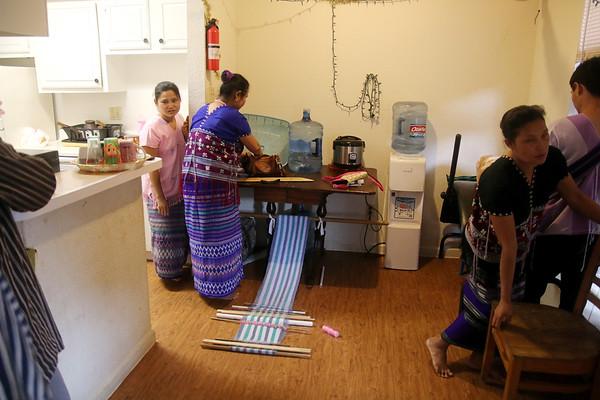 20160521 Burmese Weavers Part 2