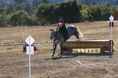 The Event at Woodside International Horse Trials October 2019