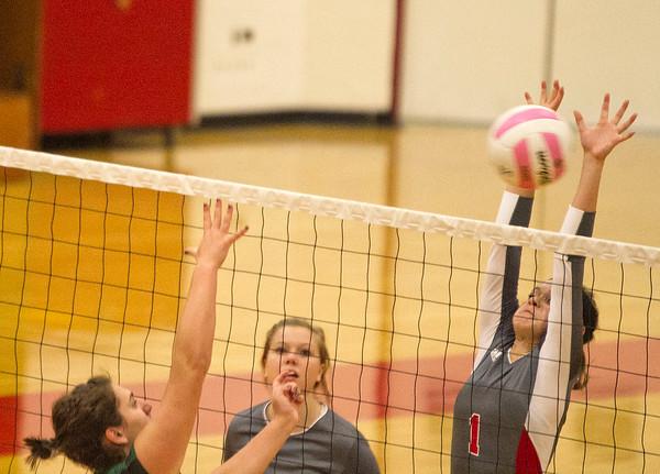 Goshen vs. Wawasee Volleyball