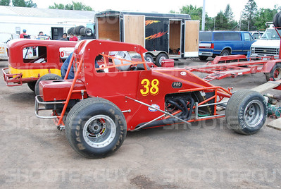 Vintage Race Cars (June-17-2012)