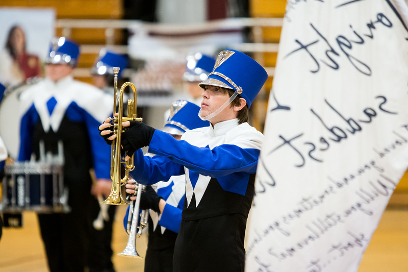 Marching Band competition. 10/20/18.