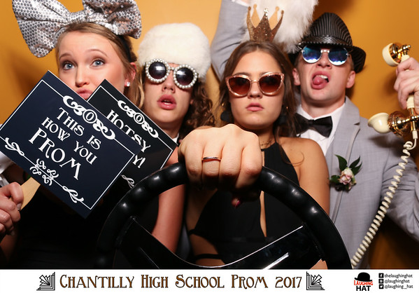 Chantilly Prom