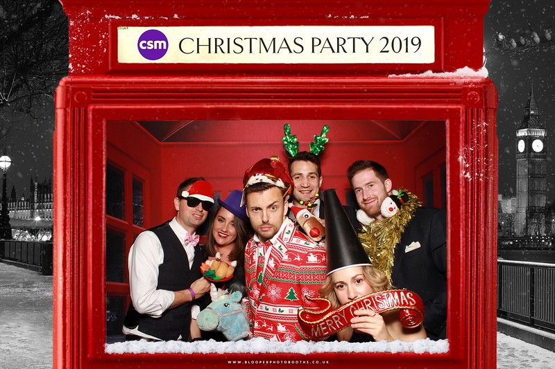 CSM Christmas Party 2019