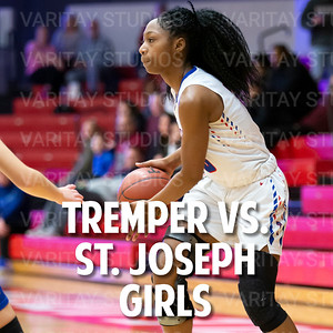 Tremper vs. St. Joseph Girls