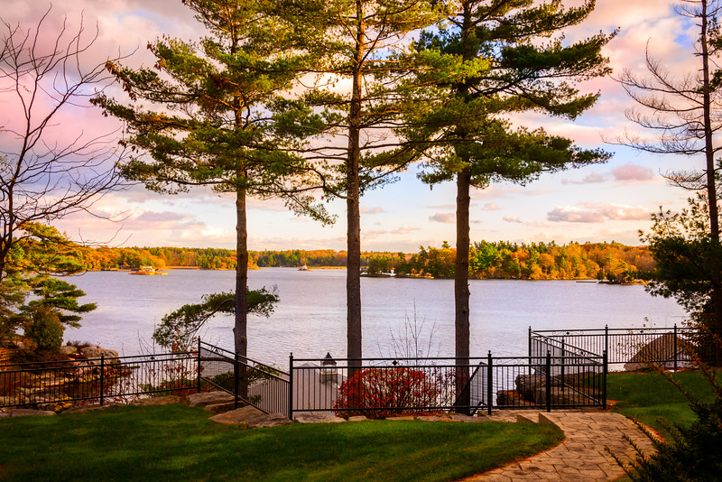Home of a dear friend on the St. Lawrence River