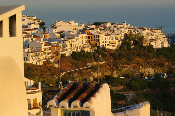 Nerja and Frigiliana, Spain