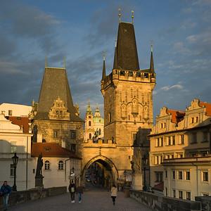 PRAGUE and BRNO