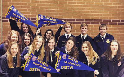 FFA LDE District 6 Results