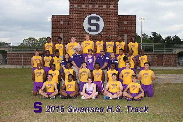 2016 Boys Track