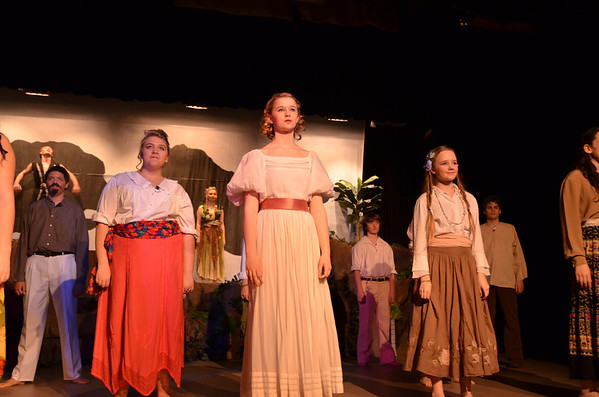 Once On This Island - 2/3/12 Performance