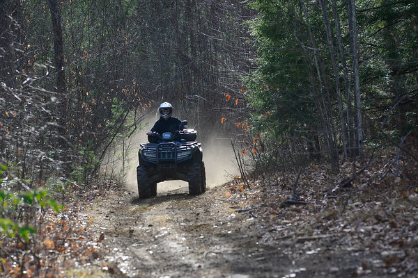 ATV trails in Hinsdale - 040521