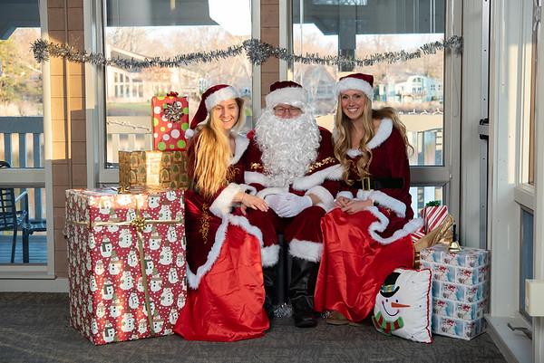 Common Ground - Santa Visit
