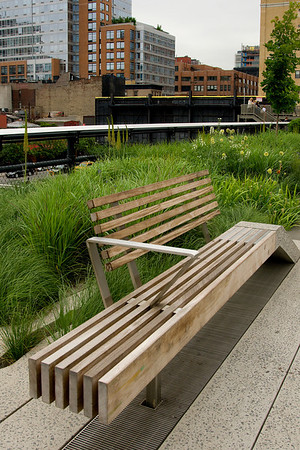 "Return to the ""High Line"", Manhattan, May 27, 2010"