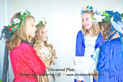 Fourth Grade Knighting Ceremony, April 27, 2012
