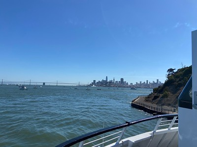 Alcatraz and the Blue Angels (2021)