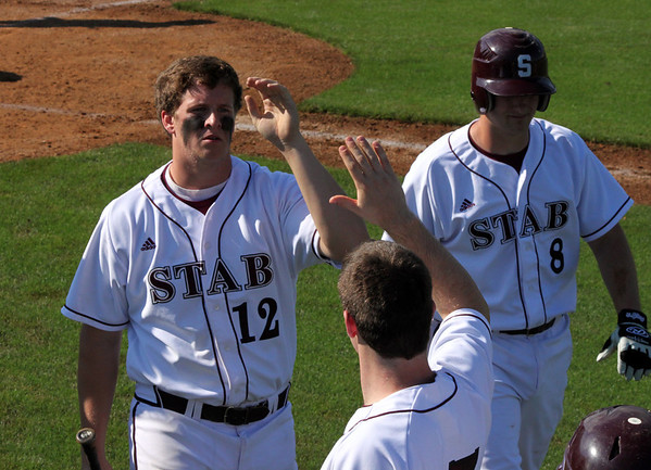 STAB baseball knocks off LCA in quarterfinals 2011