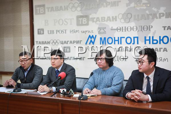 БНСУ-ын хуулийн фирмээс Солонгост ажиллаж байга монголчуудын талаар мэдээлэл хийлээ