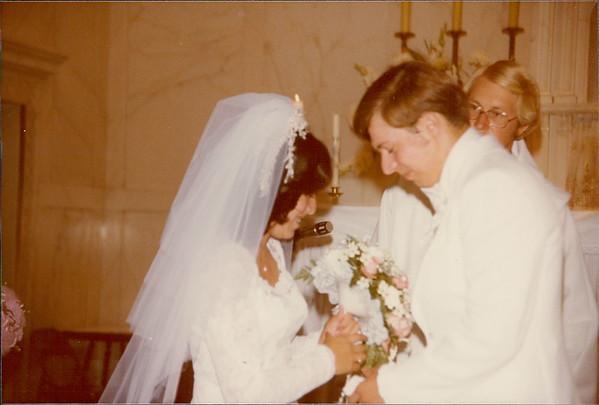 Rob and JoAnn's Wedding