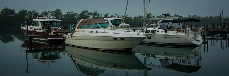 9 VYC boats came to Boblo