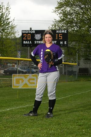 La Farge softball SB15