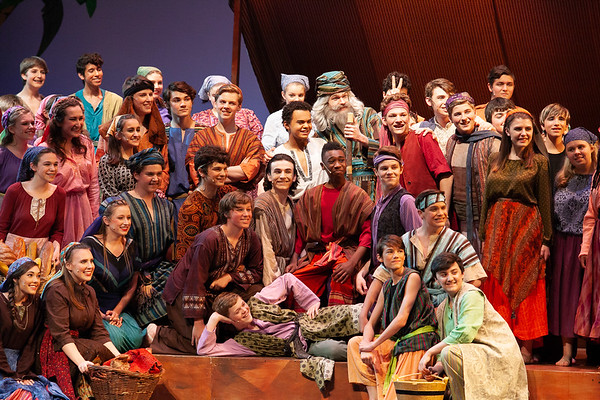 Joseph and the Amazing Technicolor Dreamcoat 2018