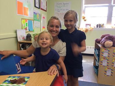 Ruby's Birthday at School Sept 2016